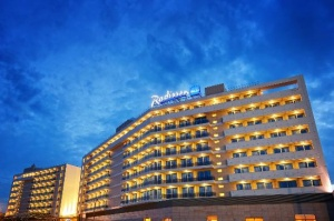 Отель «Radisson BLU Resort & Congress Hotel»